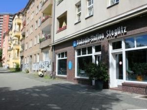 Diakonie-Station Steglitz in der Albrechtstr. 82 in Berlin Steglitz