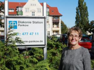 Pflegekraft Diakonie-Station Pankow