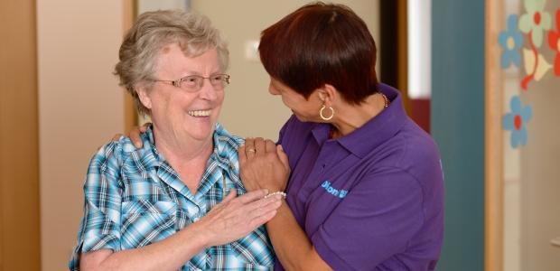 Diakonie-Stationen ambulante Pflege und Betreuung