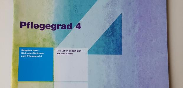 Pflegegrad 4 - Informationen in den Diakonie-Stationen Berlin
