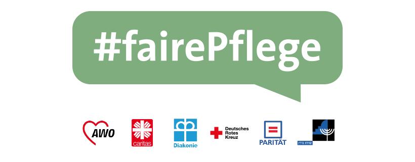 #faire Pflege